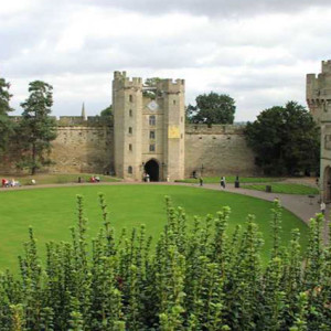 Warwick Castle Helicopter Sightseeing Tour