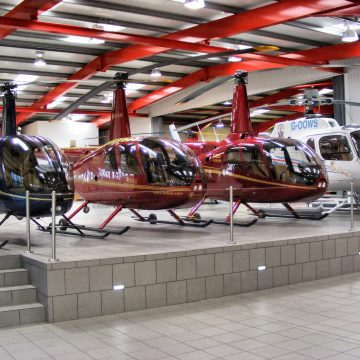 Pre-Owned Helicopter Sales