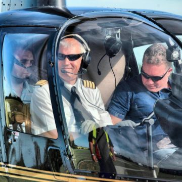 Helcopter Lessons, Training and Gift Packages