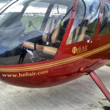 Used Robinson R44 Sales