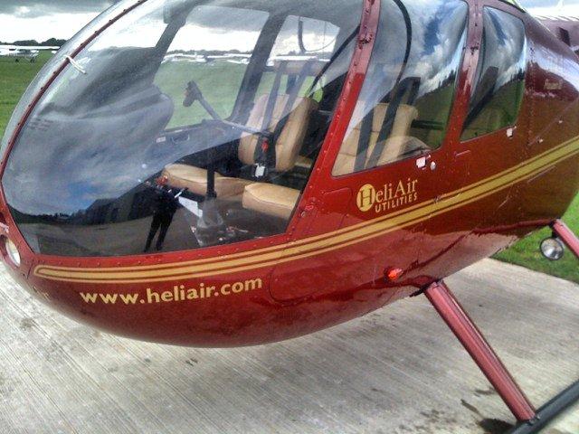 Used Robinson R44 Sales