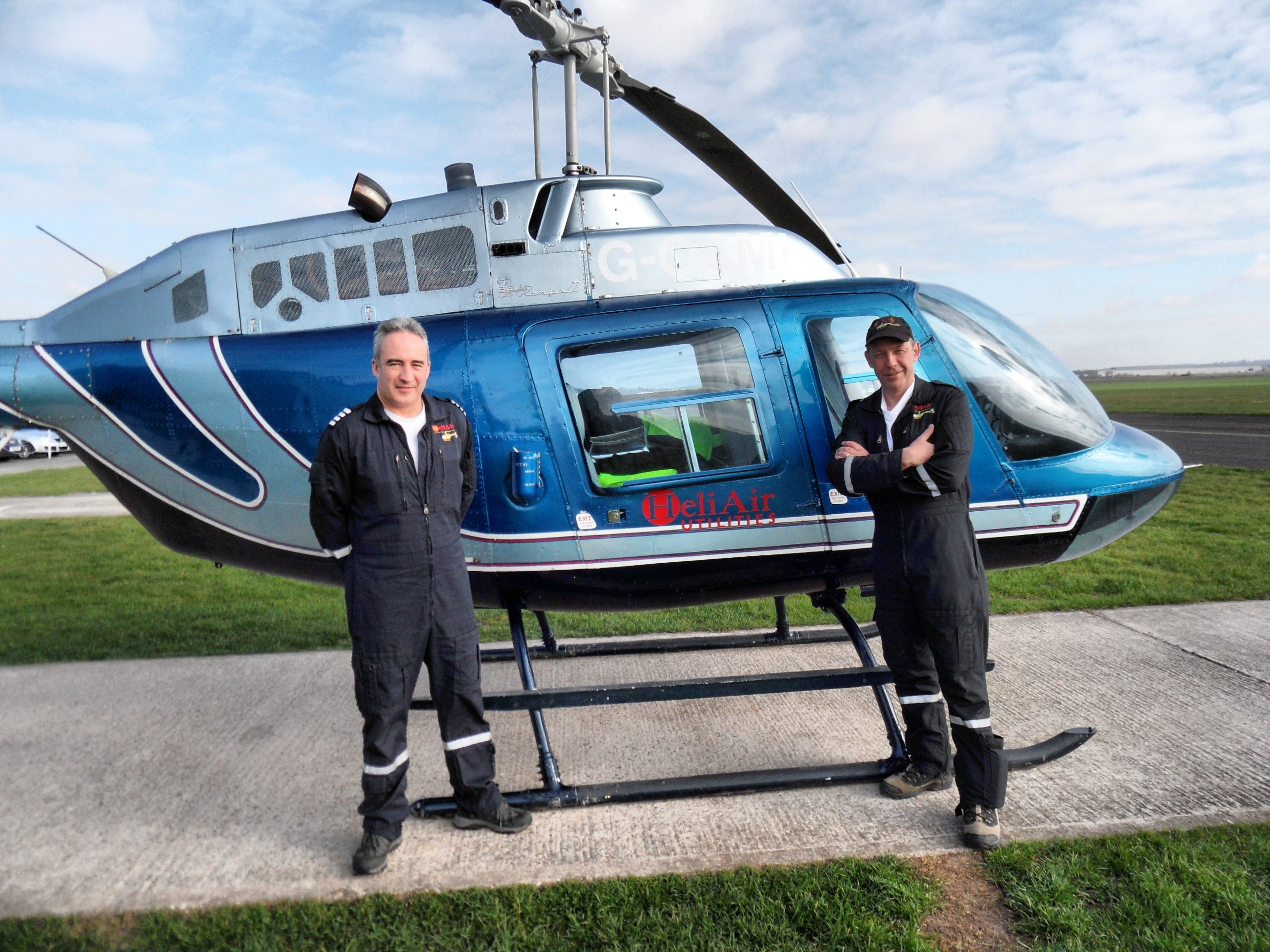 Helicopter Employment Opportunities  Heli AIr  Engineers