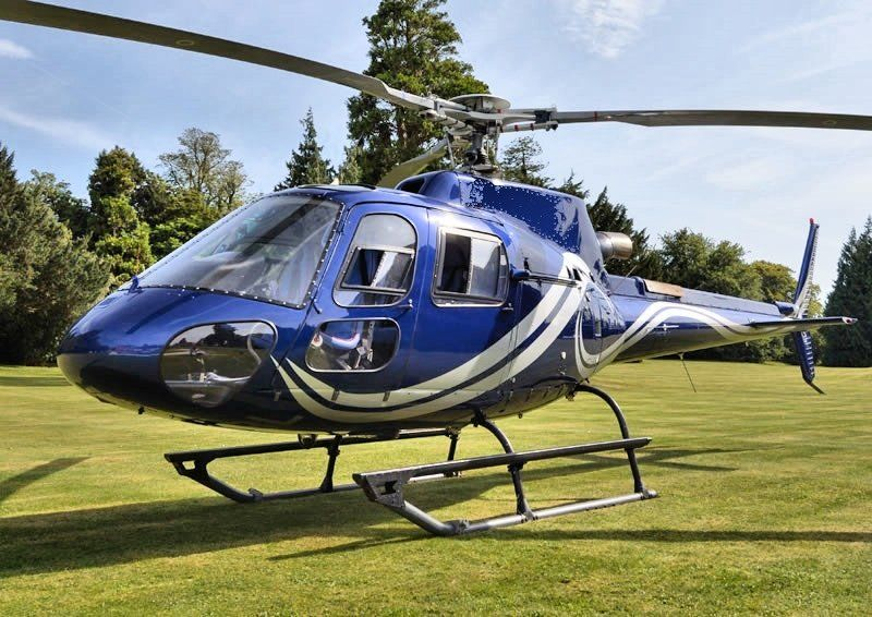 Private Helicopter For Sale >> 2008 Used As350b3 For Sale Heli Air Used And New Helicopter