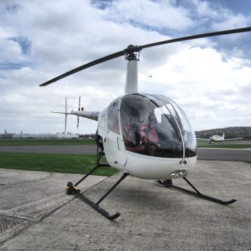Used Robinson R22 Sales