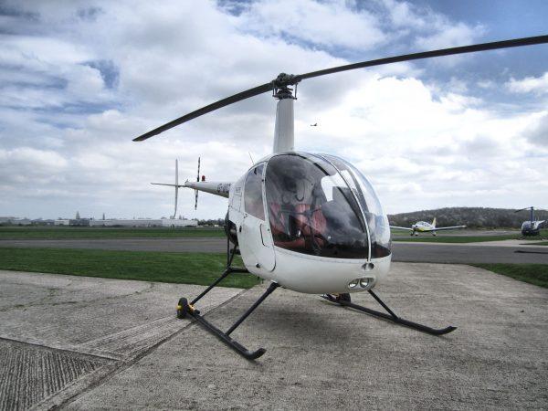Used Robinson R22 Beta II 2014 Overhaul