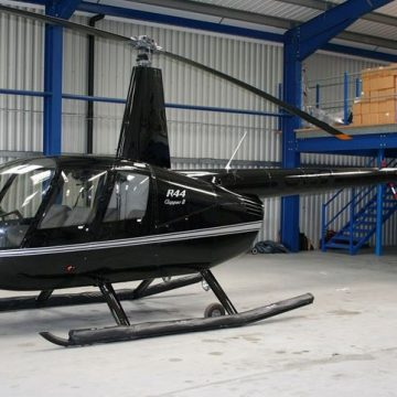 Used Robinson R44 Clipper II 2006