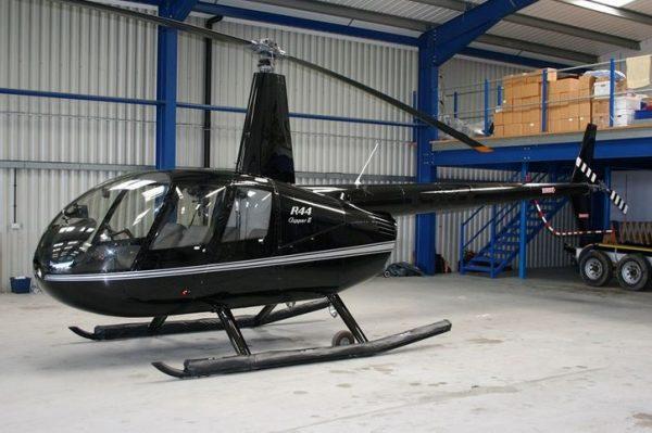 Used Robinson R44 Clipper II 2006