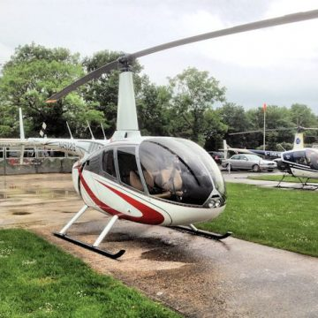 Used Robinson R66 Sales