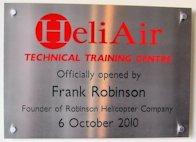 RR300 Engineer Training School Sign