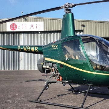 Used Robinson R22 Beta II For Sale