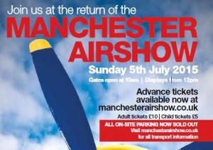 Manchester Air Show 2015