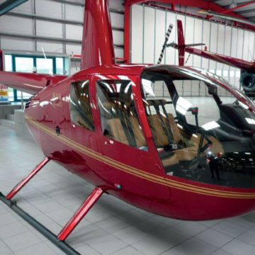 Used Robinson R44 Raven II 2010 For Sale