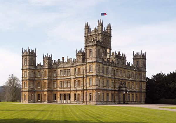 Downton Abbey Helicopter Tour