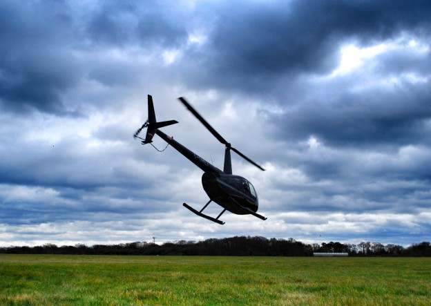 Denham Helicopter Rides and Tours