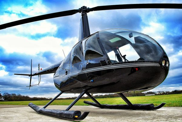Chiltern Hills Helicopter Rides from High Wycombe