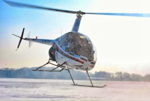 Scotland Helicopter Rides