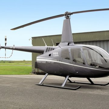 Used Robinson R66 Turbine 2011 for sale