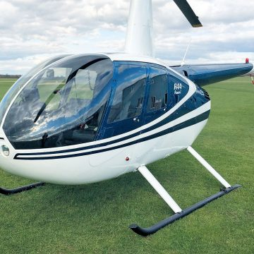 Used Robinson R44 Raven I 2005 for Sale