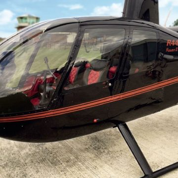 Used Robinson R44 Raven II 2007 for sale