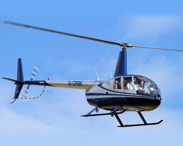 Helicopter Lessons, Training and Gift Experiences