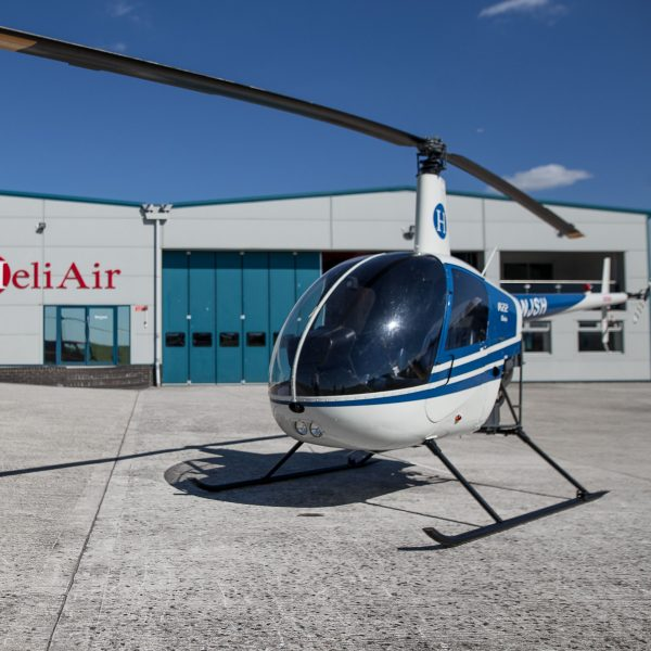 Robinson R22 lease contract