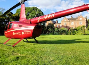 Helicopter Hire - Hire an R66 Helicopter from Heli Air