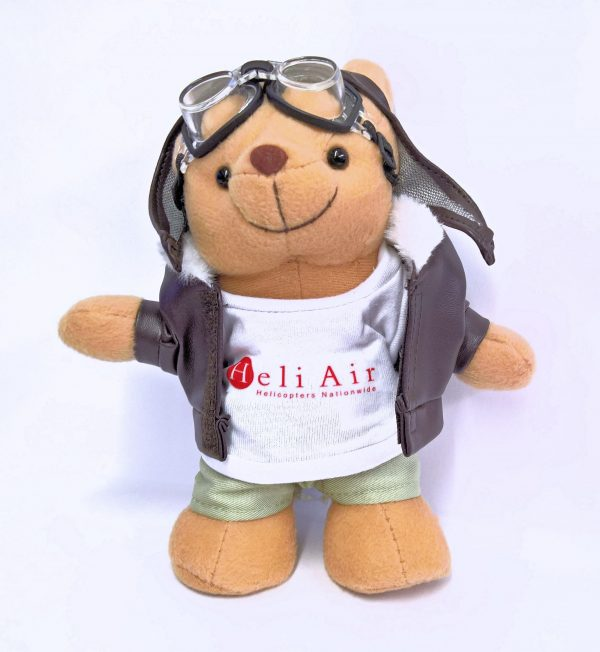 Gift Teddy Bear Helicopter Pilot