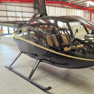 Used Robinson R66 Turbine Helicopter for Sale 2014