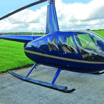 Used Robinson R44 Clipper II 2010 for Sale