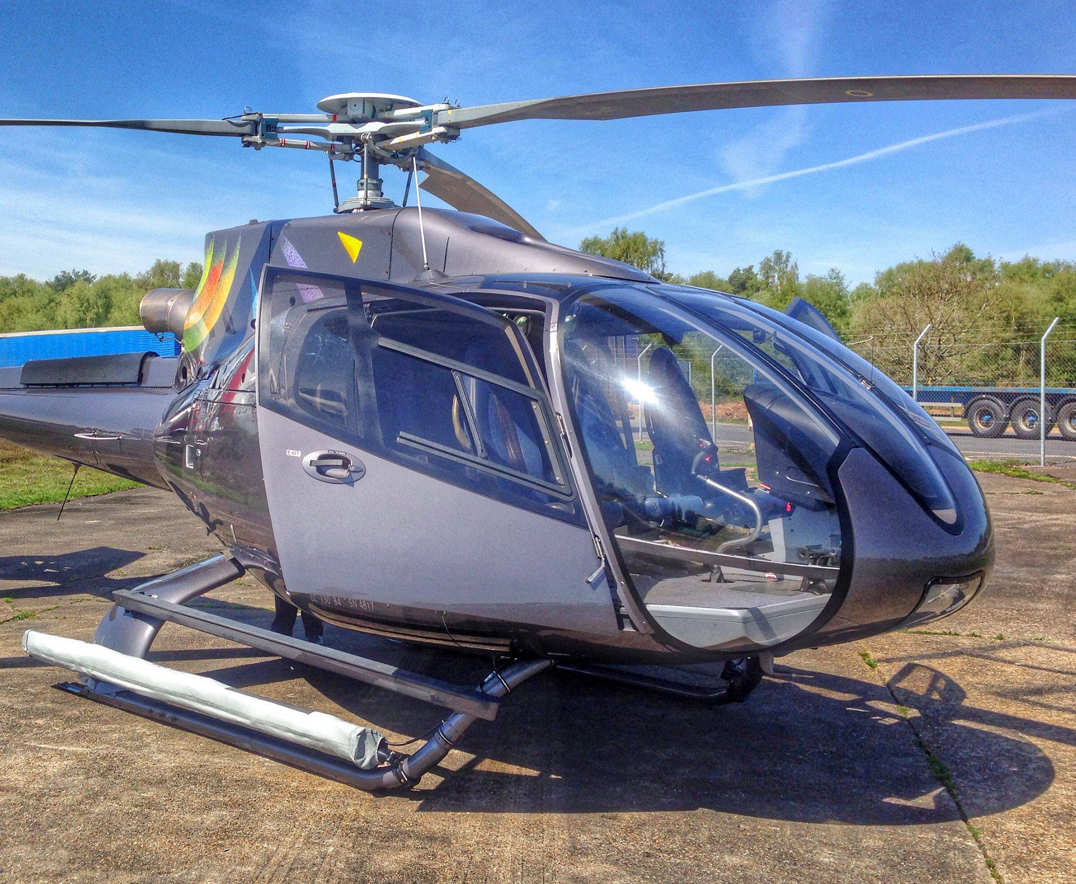 Used Eurcocopter EC130B4 Airbus H130 Helicopter 2009 for sale a