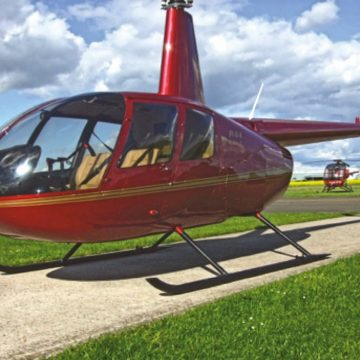 Used Robinson R44 Raven II Helicopter for sale 2009