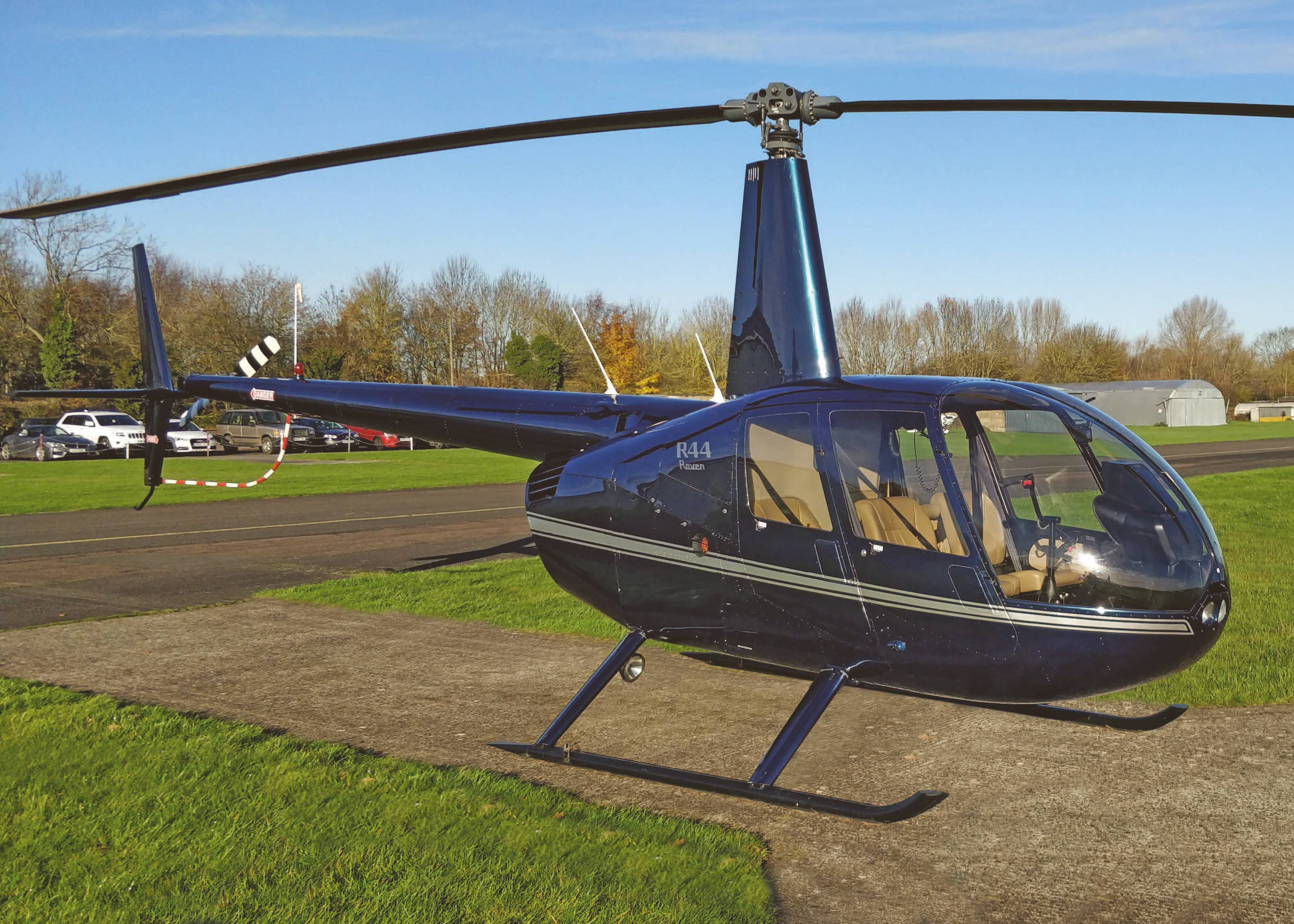 Used Robinson R44 Raven I Helicopter for Sale 2013 OH