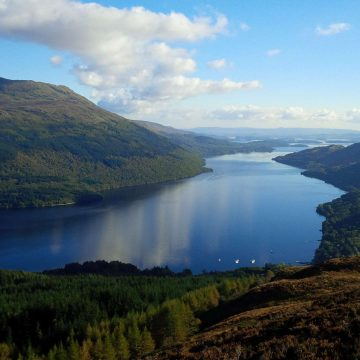 Loch Lomond Tour Helicopter Flight Scotland