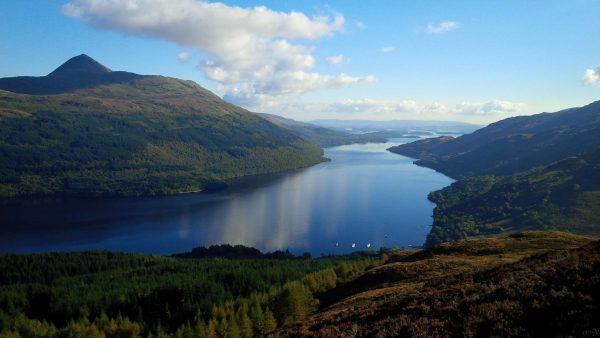 Loch Lomond Tour Helicopter Flight Scotland