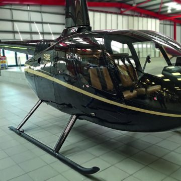 Used Robinson R66 Turbine for sale 2014