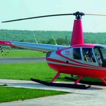 Used Robinson R44 Clipper II Helicopter for Sale 2010