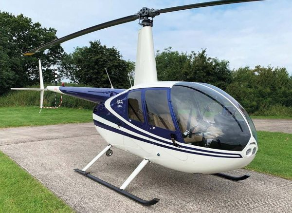 Used Robinson R44 Hydraulic Astro Helicopter for Sale