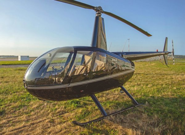 Used Robinson R44 Raven II Helicopter for sale 2019 OH
