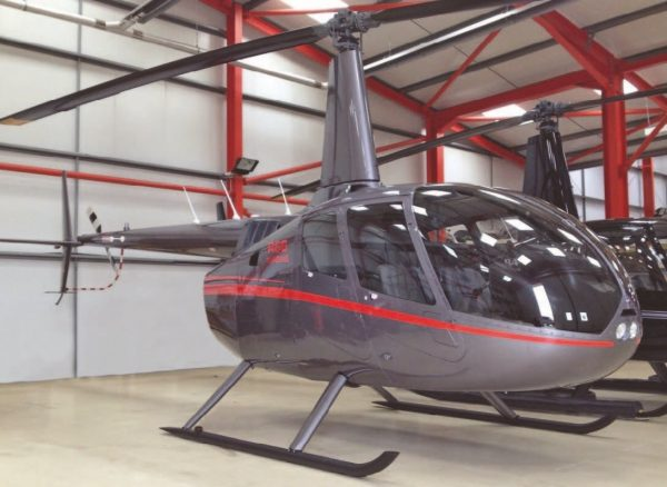 Used Robinson R66 Turbine Helicopter for Sale 2015 main image