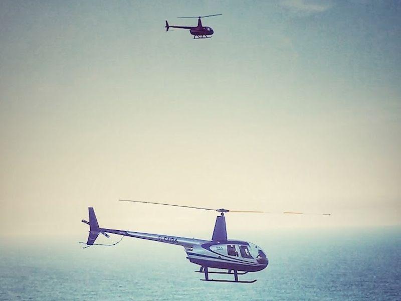 Heli Air Club Flyouts