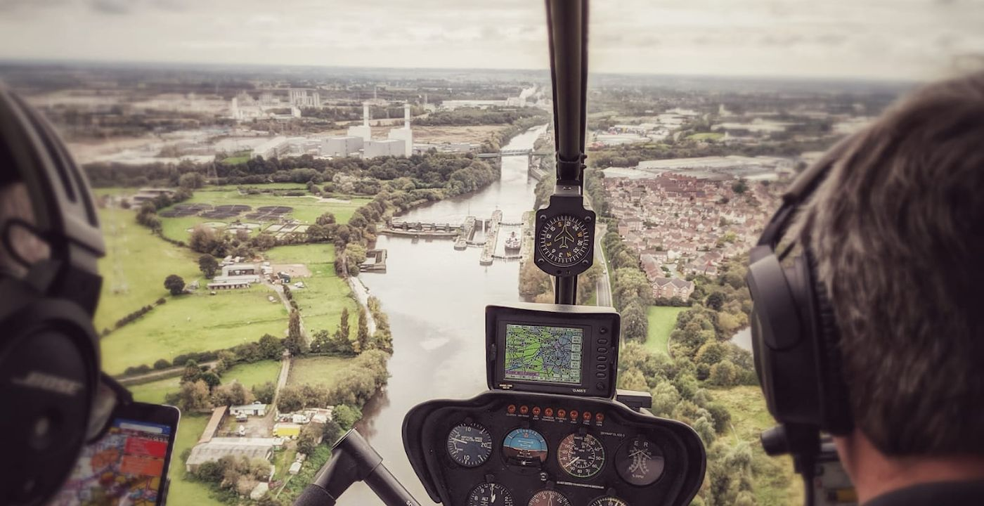 PPL(H) Helicopter Training, Learn to become a Helicopter Pilot