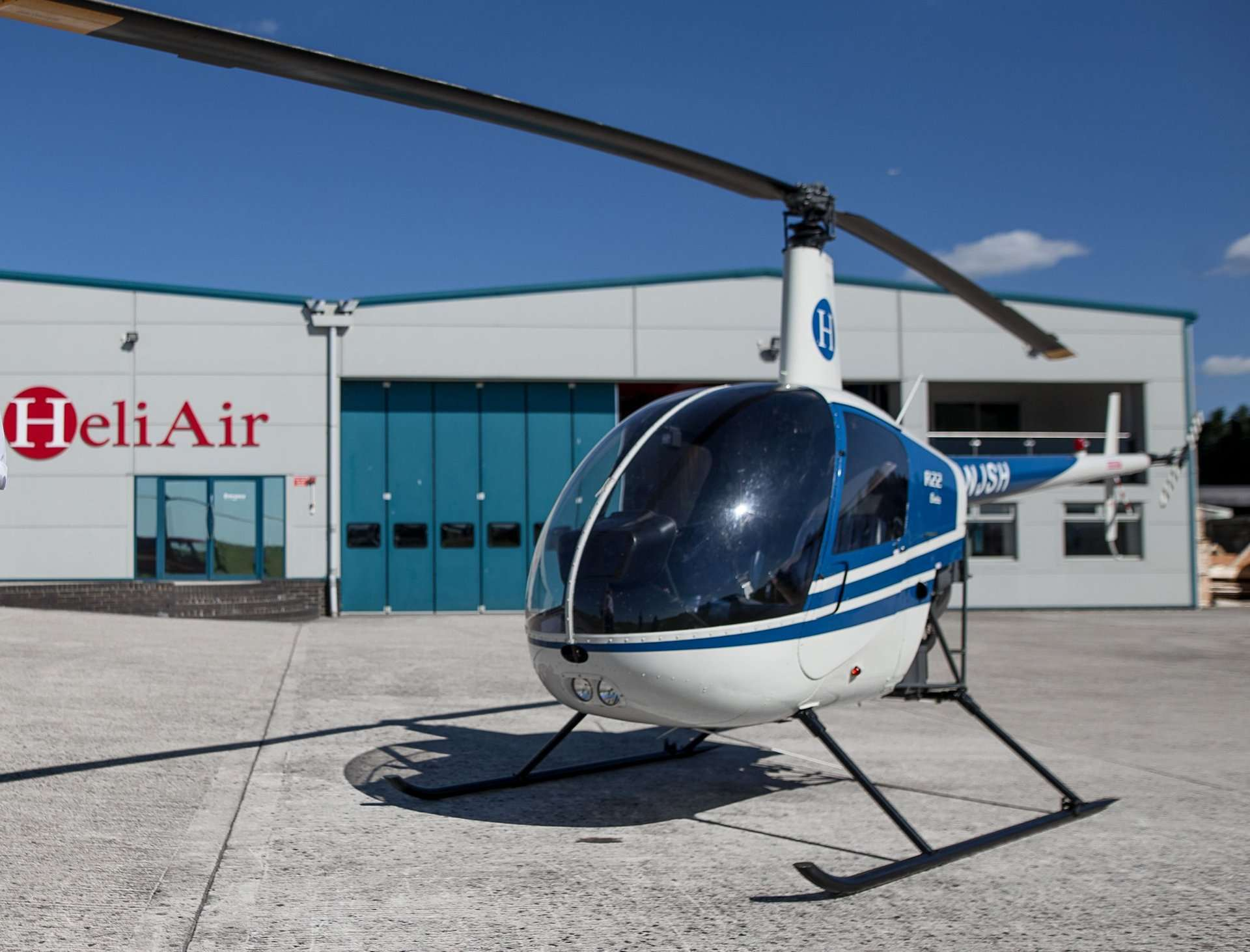 Robinson R22 Beta II Helicopter - R22 Helicopter Sales, Training, Overhauls, Parts