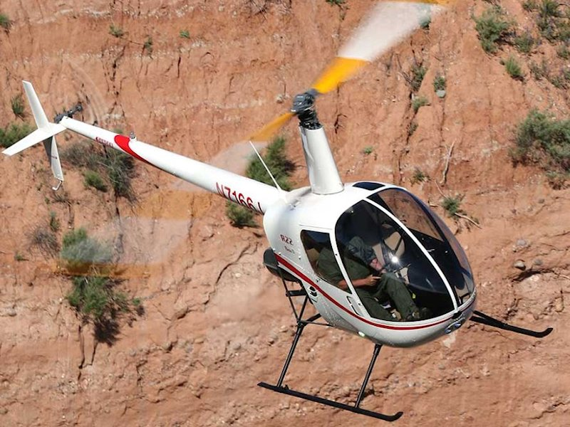 Robinson R22 Helicopter Type Rating Training Course