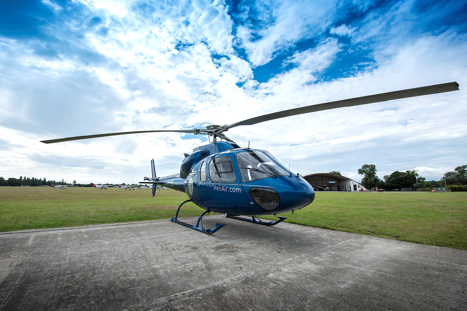Helicopter Degree Training Aviation Courses at University