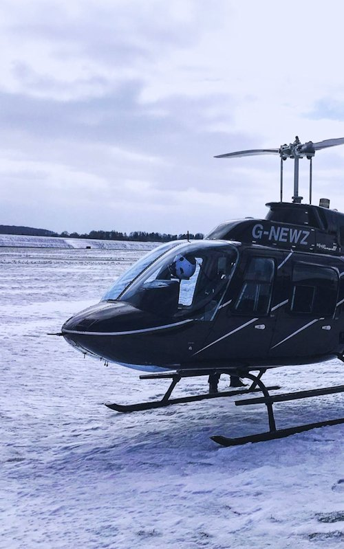 Commercial Helicopter Pilot Training CPLH Licence Courses and Helicopter Careers mobile