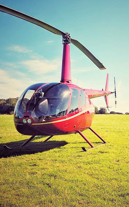New Robinson R66 Turbine Helicopter