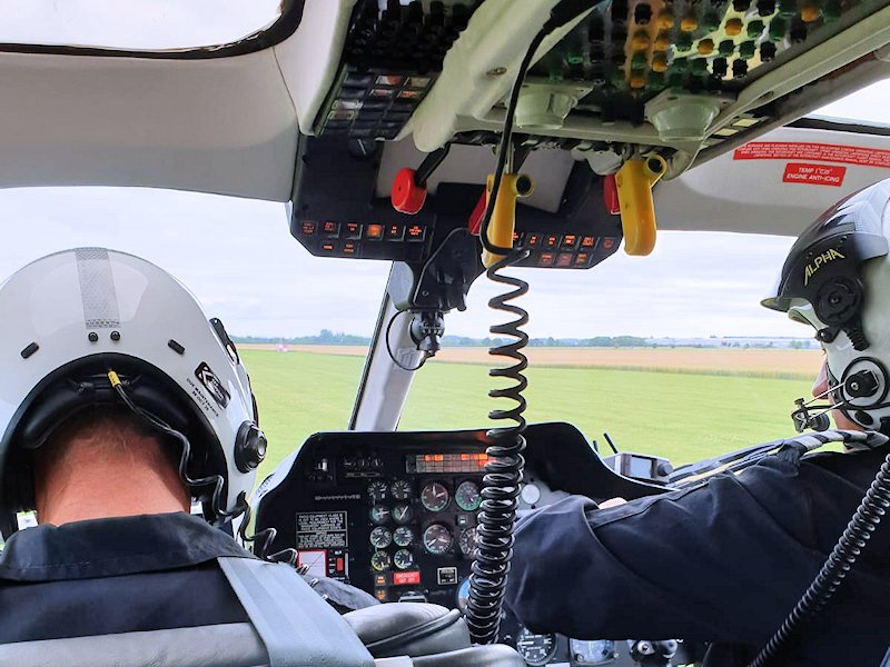 London Helicopter Training PPL(H) Course, CPL(H) Commercial Training and Lessons