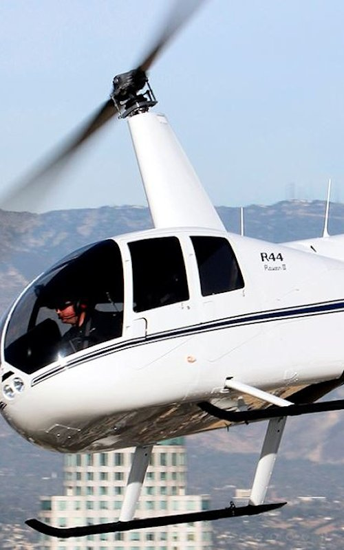 New Robinson R44 Raven II Helicopters for Sale - 500