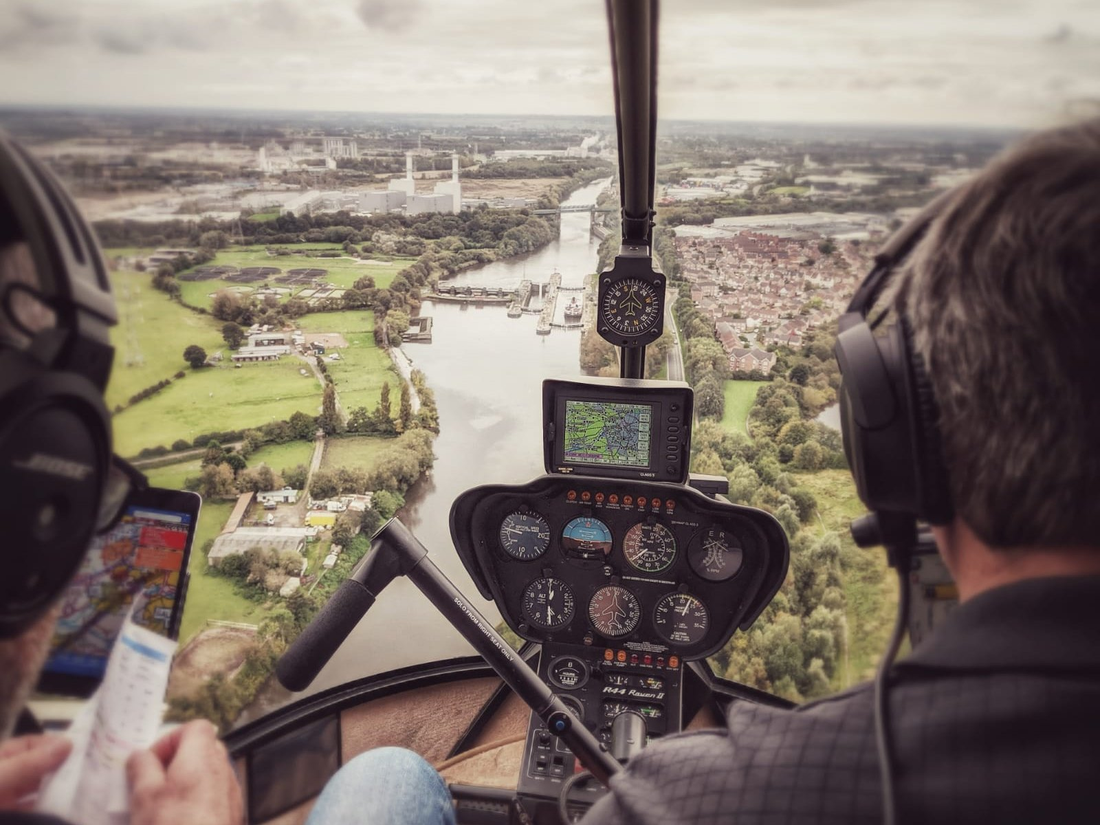 Private Helicopter Pilots Licence Training Course PPLH SFH