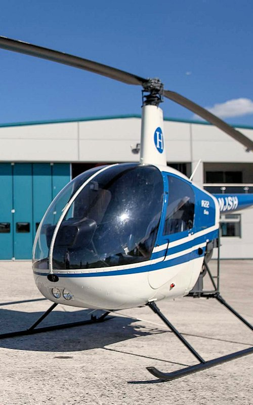Private Pilot Licence Helicopter Training Course PPL(H)